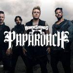 Papa Roach desembarca em São Paulo em turnê na América Latina