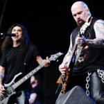 Repentless: Kerry King e Tom Araya deram sim conta da sonoridade do Slayer