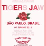 Tirgers Jaw fará show em São Paulo