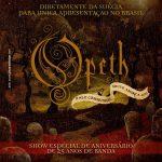 Opeth em apresentação única no Brasil