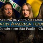 Arkona vem ao Brasil em turnê latino-americana