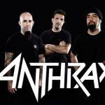 Anthrax anuncia novo álbum