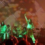 """Sala Espacial transforma em festa show de lançamento do disco """"Casa Moxei"""""""