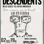 Descendents vem ao Brasil pela primeira vez com show exclusivo em São Paulo