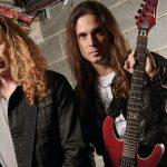 Megadeth: Kiko loureiro curtindo forró com Dave Mustaine em Fortaleza