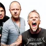 Metallica: banda mais ouvida de Metal no Spofity