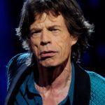 Foto do novo filho de Mick Jagger