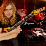 """Megadeth: """"O Metallica não me quis no Hall da Fama"""", diz Dave Mustaine"""