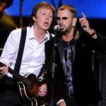 Ringo Starr e Paul McCartney se reúnem em estúdio para gravar músicas novas