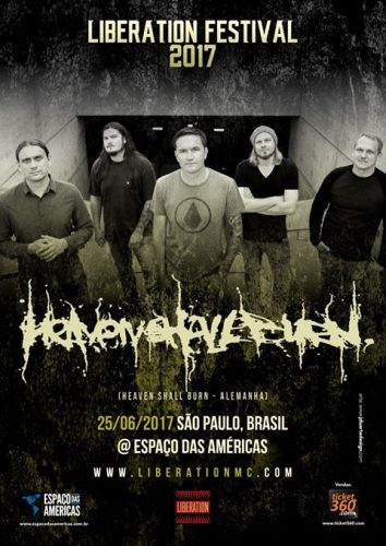 Heaven Shall Burn - SP