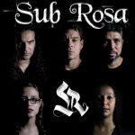"""Banda Sub Rosa lança clipe para o novo single """"Ars Regia Therion"""""""