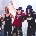 Guns N' Roses entra em lista da Forbes de celebridades mais bem pagas
