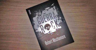 """""""Guerra do Rock"""", o novo livro da Editora Rocco!"""