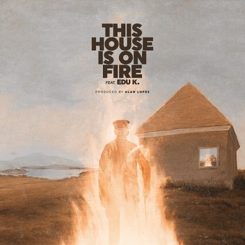 "Guitarrista Alan Lopes estreia projeto solo com single ""This House is on Fire"""