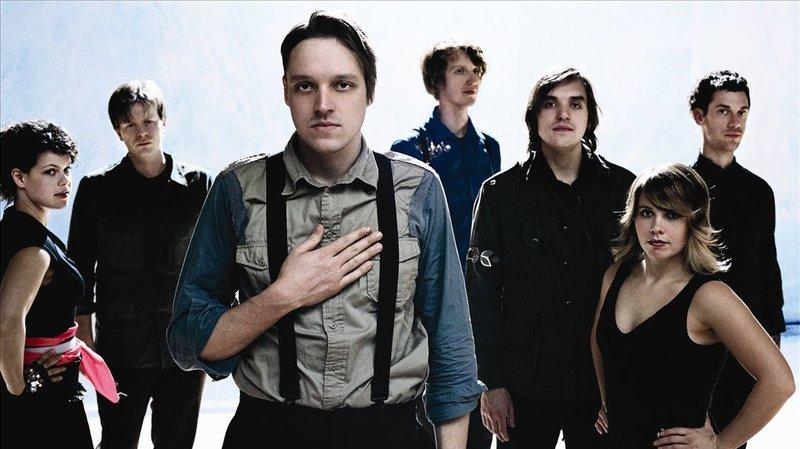 Arcade Fire regrava canção da mãe de Dumbo