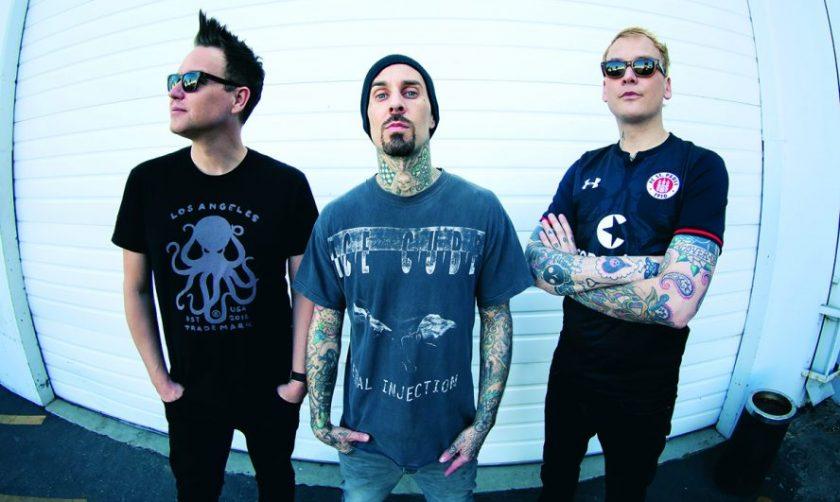 Travis Barker revela que próximo disco do Blink 182 está quase pronto