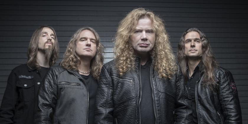 """Megadeth lançará graphic novel em versão Deluxe de """"Warheads on Foreheads"""""""